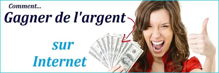 Meilleures stratégies de gagner de l'argent sur internet sans en dépenser