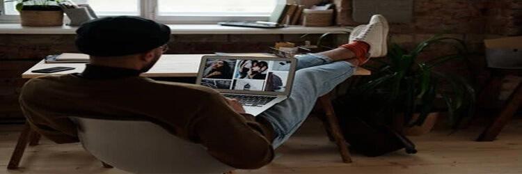 avantages de travailler sur internet à domicile