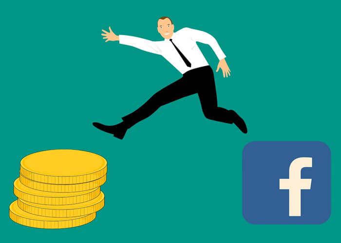 Comment gagner de l'argent sur Facebook ?