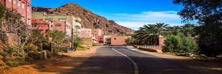 problèmes du transport au Maroc